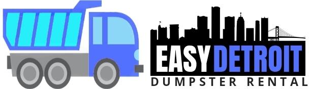 dumpster truck rental